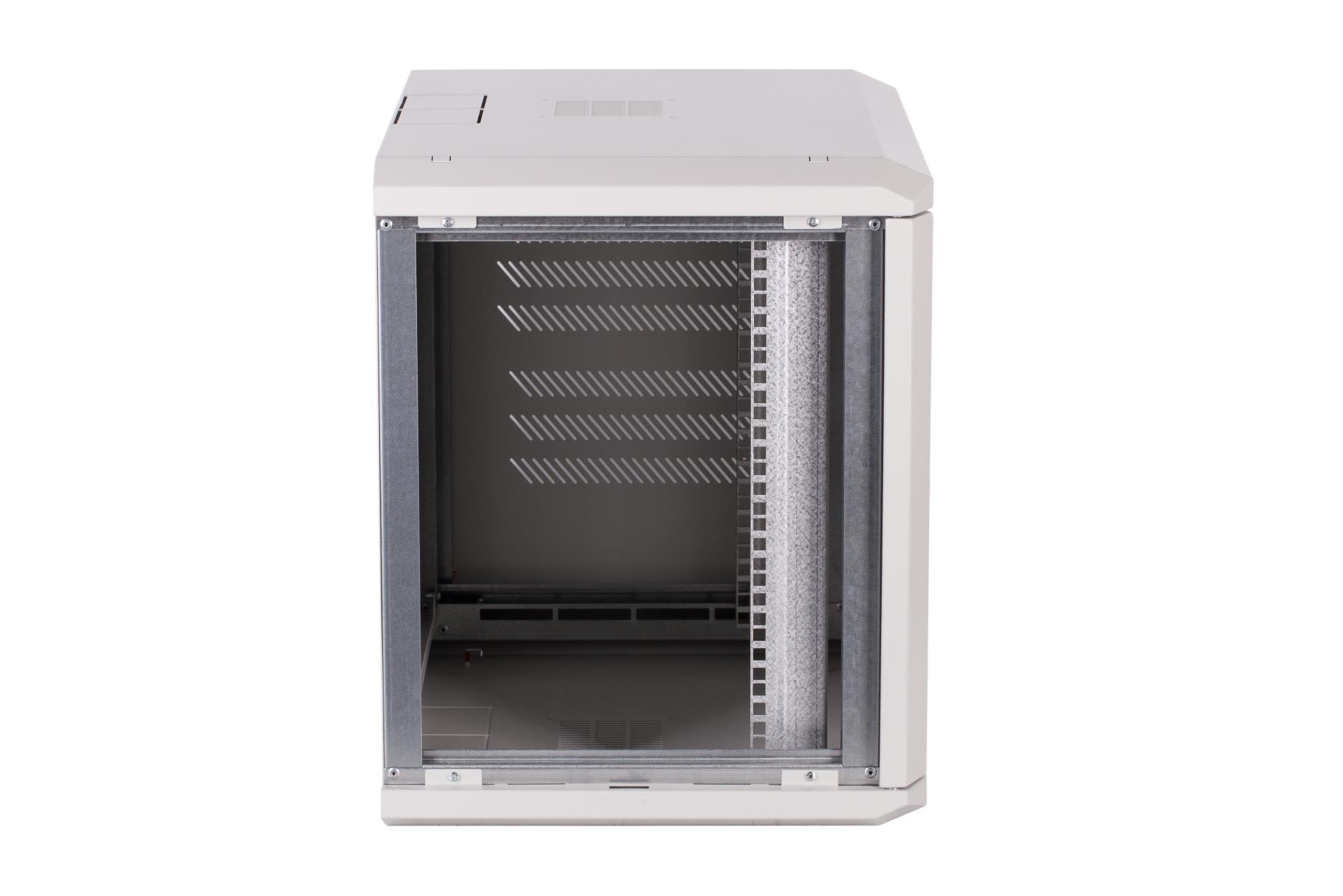19 9U/600 z Drzwiami Pełnymi SZARA 7035 Sabaj System Sp. z o.o #6C5F5F